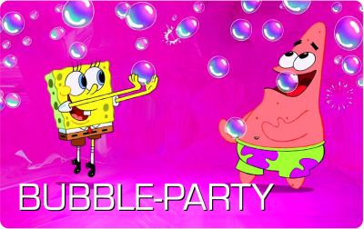 Bubble-Party