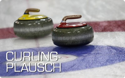 Curling-Plausch mit Raclette