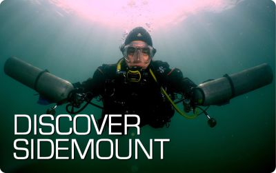 Discover Sidemount