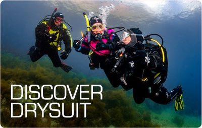 Discover Drysuit