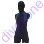 Eiswesten - Bare 7mm ELASTEK Vest (Lady)