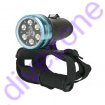 Videolampen - Light & Motion - Sola & Tusa Lampen - Sola Linie - Light & Motion Sola Dive 800
