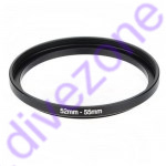 Linsen-Zubehör - Filter-Adapter - 55mm Mount - Filteradapter M52 > F55