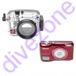 Nikon Kamera Set - Ikelite for Nikon Coolpix L26 Set