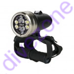 Videolampen - Light & Motion - Sola & Tusa Lampen - Sola Linie - Light & Motion Sola Dive 2500 SF