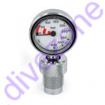 Manometer - Flaschendruck-Manometer - BestDivers Mini-Manometer DIN