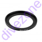 67mm Mount - Linsen-Zubehör - Filter-Adapter - 55mm Mount - Filteradapter F67 > M55